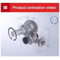 China NMRV (NRV) 075 Series Worm Gear Aluminum Alloy Shell Reducer on sale