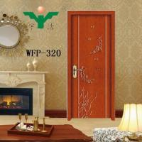 Buy cheap Top Sale Pvc Toilet Door Pvc Bathroom from wholesalers