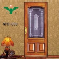 Buy cheap Wood folding doors interior - WPH-038 from wholesalers
