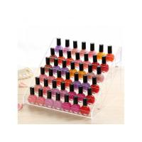 Buy cheap Customized Acrylic Nail Care Display from wholesalers