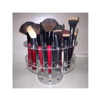 Buy cheap Customized Acrylic Makeup Tool Rack from wholesalers