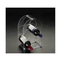 Buy cheap Customized Acrylic Wine Rack / Acrylic Cup Holder from wholesalers