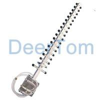 China 2.4GHz Outdoor Directional Yagi Antenna 18dBi Product No.:DT-YA2400-18 on sale