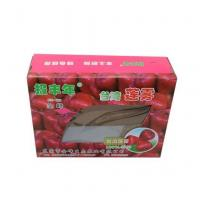 Best Gift Red Fruit Box for Wax Apple wholesale