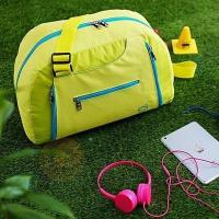 China Nylon yoga bag for women in gymnastic quality factory Chinese manufacturer on sale