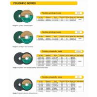 China Cutting Tools Grinding wheel on sale