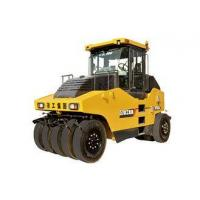 China 26 Ton Front 4 Rear 5 Pneumatic Tyred Roller Machine Construction With Full Wheel Brake on sale
