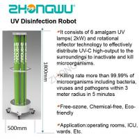 Buy cheap UV Disinfection Robot $22,000/set Min. from wholesalers