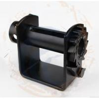 China Weld On Flatbed Cargo Lasing Truck Winch For Strap on sale