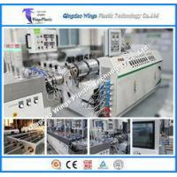 China PVC Pipes Manufacturing Machines with 4 Pipes Together One Time on sale