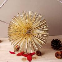 China DIY Shiny Pom Pom Magic Balls for Celebration and Party Decorate or Christmas Decor on sale