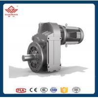 China GF Parallel Shaft Helical Gear Motor Reducer 37 on sale
