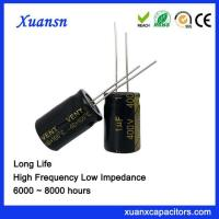 China High Voltage Electrolytic Capacitor 1uf400v on sale