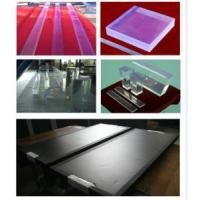 Buy cheap Plastic Scintillation crystal from wholesalers