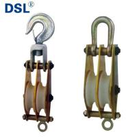 Best Electric Snatch Pulley Block with Nylon Wheel wholesale