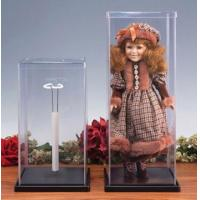Cheap China Acrylic Doll POS Display Case Custom Acrylic Boxes Manufacturer for sale