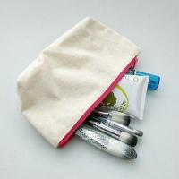 Best China Supplier Cusotmized Canvas Cosmetic Make Up Bag wholesale
