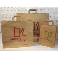 China Cheap Paper Gift Bags Bulk on sale