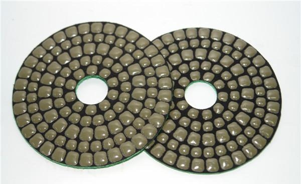 Cheap Square Type Dry Polishing Pads for sale