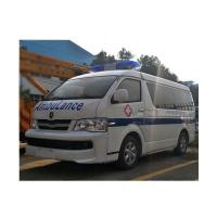 China Jinben 3 to 8 Person Ambulance Car for Sale on sale