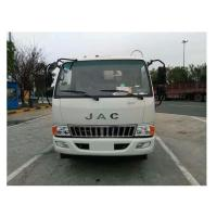 China 5000liters JAC Rear Load Garbage Compactor Trucks for Sales on sale
