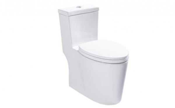 Cheap sanitary wares Siphonic One-piece Closet TOILET for sale