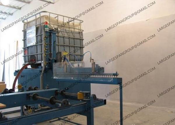 China structural insulated panels gluing machine