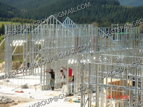 China frames and trusses construction