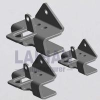 Cheap Hinge Plastic Coating Stamping Parts for sale