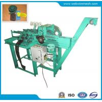 China Double Loop Tie Wire Making Machine on sale