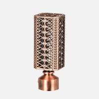 Buy cheap DF0029 Anti copper curtain finial from wholesalers
