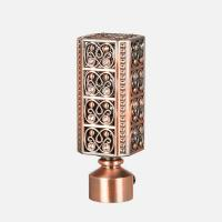 Buy cheap DF0030 Anti copper curtain finial from wholesalers