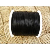 Best JEWELRY CORD CRYSTAL Black Stretch Elastic Beading Cord 80M wholesale