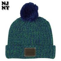 China custom color moderate softness knitted women beanie hat on sale
