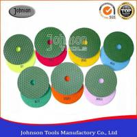 Best 125mm Dry Diamond Polishing Pads Granite Cutting Blades wholesale