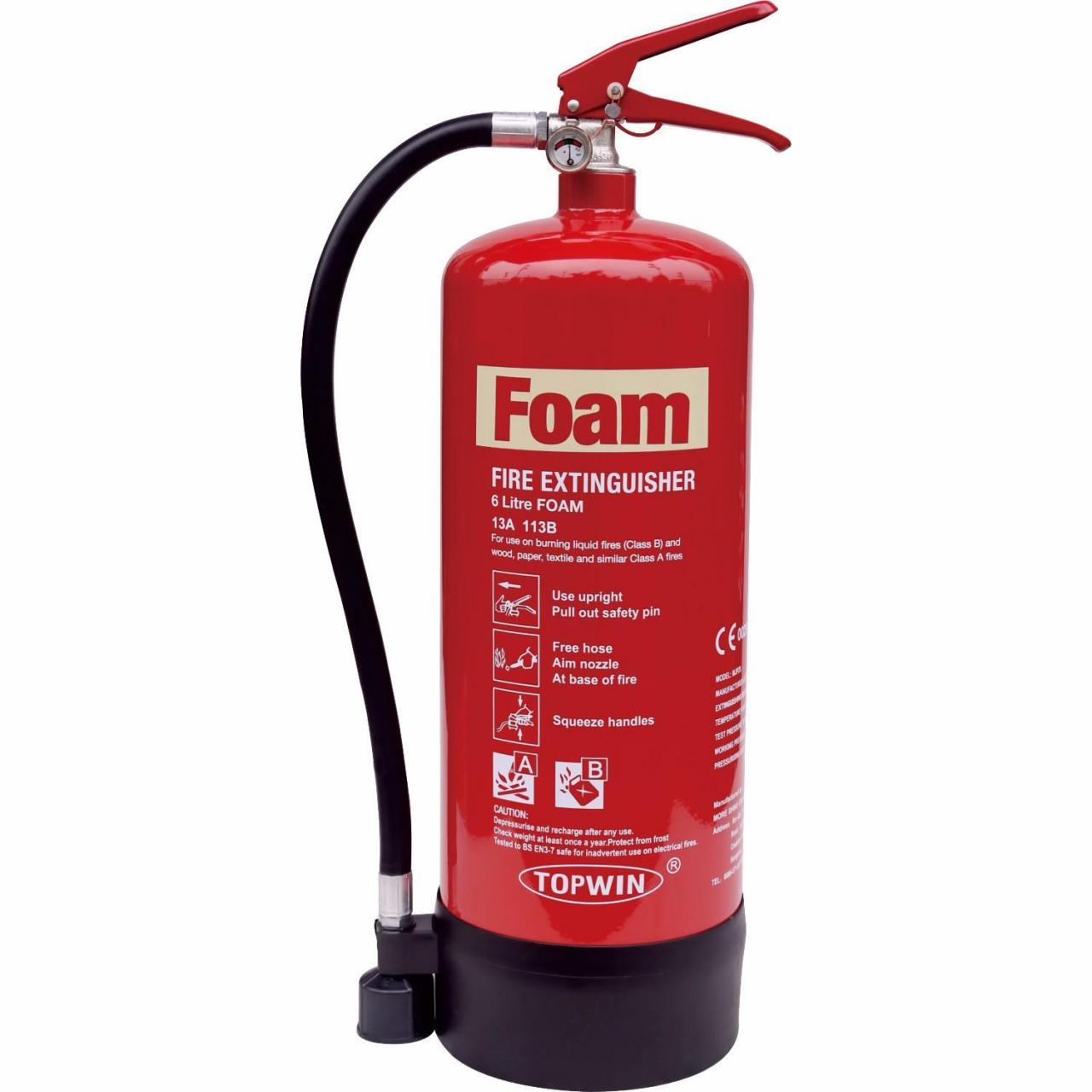 Buy cheap 6L Foam Extinguisher from wholesalers