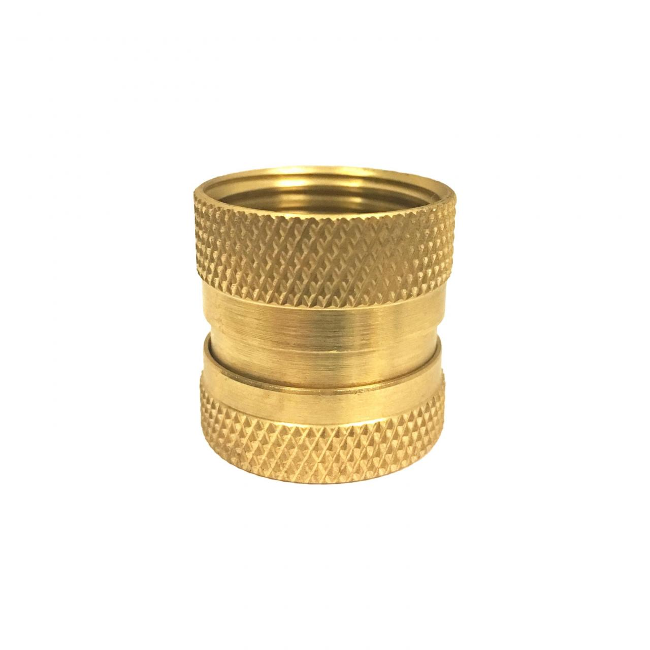 "Buy cheap 3/4"" Female Threaded Brass Quick Connector from wholesalers"
