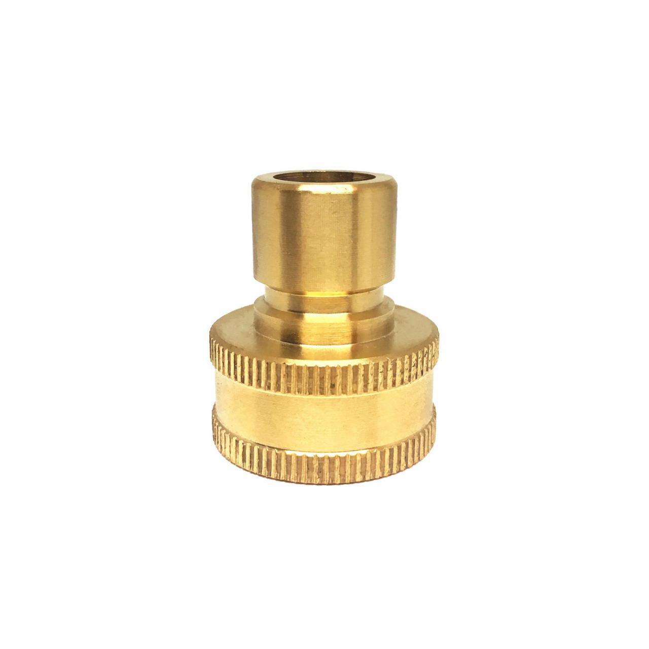 "Buy cheap 3/4"" Brass Female Threaded Tap Adaptor from wholesalers"
