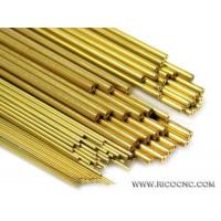 Cheap Single Hole Tubing EDM Brass Tube Electrode Single Channel for Small Hole Drilling EDM for sale