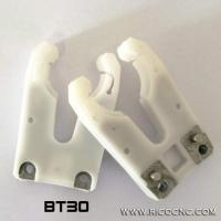 Cheap White Plastic BT 30 Tool Changer Holder Clips for BT30 ATC Toolchanger for sale
