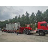 Buy cheap Modular trailer from wholesalers