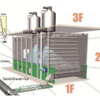 Buy cheap Complete unit of ice-making,ice-storage and ice conveyer system from wholesalers