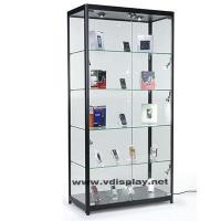 Best Hot Aluminum DisplayRack, Lockable Display Furniture For Cell Phone Accessory wholesale