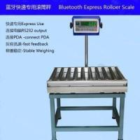 Buy cheap RC-BLUE bluetooth Express Roller conveyor scale from wholesalers