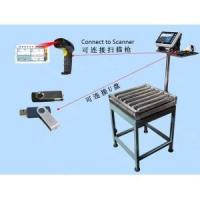 Buy cheap RCSC6060 SCANNER ROLLER conveyor scale from wholesalers