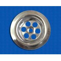 China Stainless Steel Wash Basin Sink Strainers SS Sieves on sale