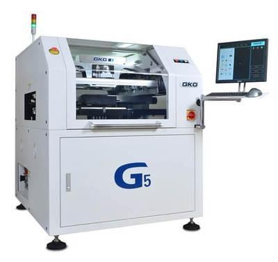 Cheap GKG G5 Fully Automatic SMT Stencil Printer for sale