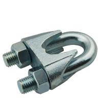 China US Type Galv Malleable Wire Rope Clips on sale