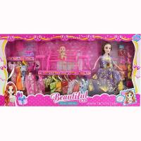 Best 11.5 inch solid dress up Barbie doll wholesale