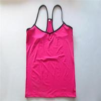 Buy cheap 100% cotton Women Tank Top from wholesalers